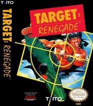 Target - Renegade (Nintendo NES (NSF))