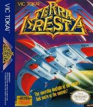 Terra Cresta (Nintendo NES (NSF))