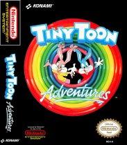 Tiny Toon Adventures (Nintendo NES (NSF))