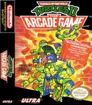 Teenage Mutant Ninja Turtles II - The Arcade Game (Nintendo NES (NSF))