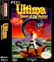 Ultima - Quest of the Avatar (Nintendo NES (NSF))
