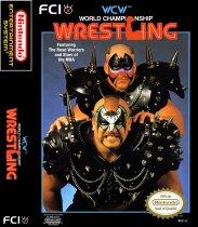 WCW World Championship Wrestling (Nintendo NES (NSF))