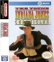 Young Indiana Jones Chronicles, The (Nintendo NES (NSF))