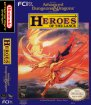 AD&D Heroes of the Lance (Nintendo NES (NSF))