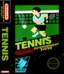 Tennis (Nintendo NES (NSF))