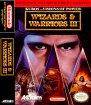 Wizards & Warriors III -  Kuros - Visions of Power (Nintendo NES (NSF))