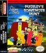 Addams Family - Pugsley's Scavenger Hunt (Nintendo NES (NSF))