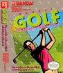 Bandai Golf - Challenge Pebble Beach (Nintendo NES (NSF))