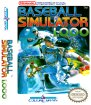 Baseball Simulator 1.000 (Nintendo NES (NSF))