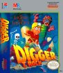 Digger T. Rock - The Legend of the Lost City (Nintendo NES (NSF))