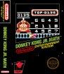 Donkey Kong Jr. Math (Nintendo NES (NSF))