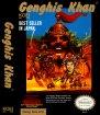 Genghis Khan (Nintendo NES (NSF))