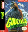 Godzilla - Monster of Monsters! (Nintendo NES (NSF))