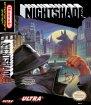 Nightshade (Nintendo NES (NSF))