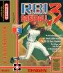 R.B.I. Baseball 3 (Nintendo NES (NSF))