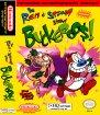 Ren & Stimpy Show, The - Buckeroo$! (Nintendo NES (NSF))