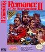 Romance of the Three Kingdoms II (Nintendo NES (NSF))