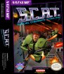 SCAT - Special Cybernetic Attack Team  [Action in New York] (Nintendo NES (NSF))