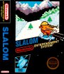 Slalom (Nintendo NES (NSF))