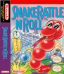 Snake Rattle'n Roll (Nintendo NES (NSF))