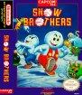 Snow Bros. - Nick & Tom (Nintendo NES (NSF))