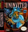 Uninvited (Nintendo NES (NSF))