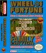 Wheel of Fortune - Family Edition (Nintendo NES (NSF))