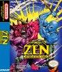 Zen - Intergalactic Ninja (Nintendo NES (NSF))