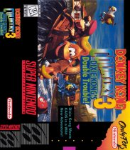 Donkey Kong Country 3 - Dixie Kong's Double Trouble (Nintendo SNES (SPC))