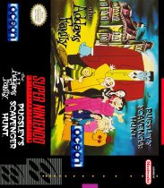 Addams Family, The - Pugsley's Scavenger Hunt (Nintendo SNES (SPC))