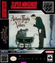 Addams Family Values (Nintendo SNES (SPC))