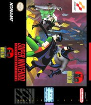 Adventures of Batman & Robin, The (Nintendo SNES (SPC))