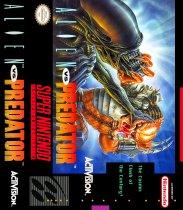 Alien vs Predator (Nintendo SNES (SPC))