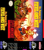 American Tail, An - Fievel Goes West (Nintendo SNES (SPC))