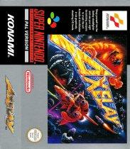 Axelay (Nintendo SNES (SPC))