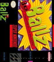 Ballz 3D - Fighting at its Ballziest (Nintendo SNES (SPC))