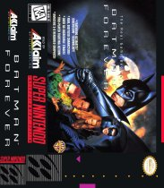 Batman Forever (Nintendo SNES (SPC))