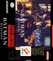 Batman Returns (Nintendo SNES (SPC))