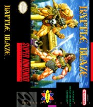 Battle Blaze (Nintendo SNES (SPC))
