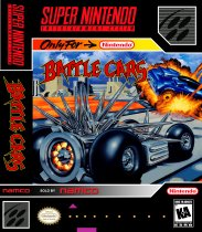 Battle Cars (Nintendo SNES (SPC))