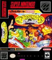 Battletoads in Battlemaniacs (Nintendo SNES (SPC))