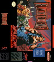 Blackthorne (Nintendo SNES (SPC))