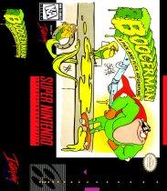 Boogerman - A Pick and Flick Adventure (Nintendo SNES (SPC))