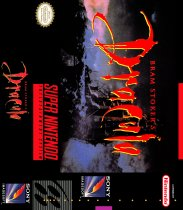 Bram Stoker's Dracula (Nintendo SNES (SPC))