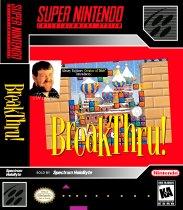 BreakThru! (Nintendo SNES (SPC))