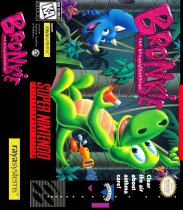Bronkie the Bronchiasaurus (Nintendo SNES (SPC))