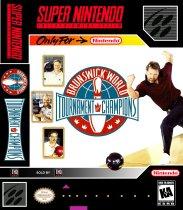 Brunswick World - Tournament of Champions (Nintendo SNES (SPC))