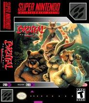 Brutal - Paws of Fury (Nintendo SNES (SPC))