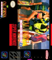 California Games II (Nintendo SNES (SPC))