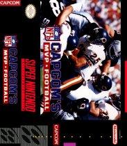 Capcom's MVP Football (Nintendo SNES (SPC))